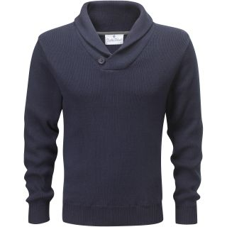 charles wilson shawl collar sweater