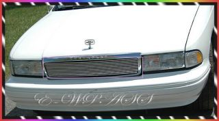 91 96 Chevy Caprice Billet Grille Grill 95 94 93 92