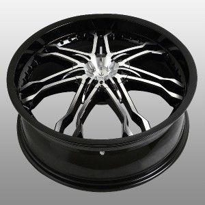 16 inch Verde Regency Chrome Wheels Rims 4x100