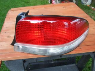 95 00 chrysler CIRRUS passenger TAIL LIGHT LAMP right side bulbs