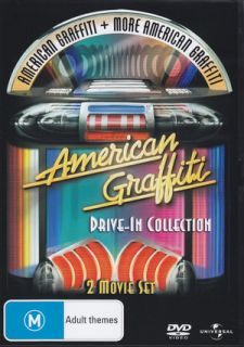 American Graffiti More 2 Movie Set George Lucas Harrison Ford Coppola