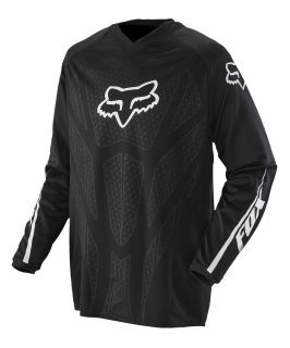 Fox Racing Blackout Jersey 2012