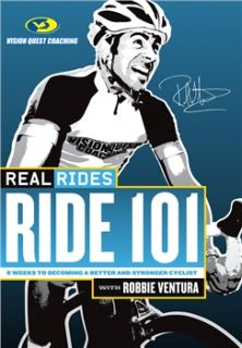 CycleOps Realrides Ride 101 DVD