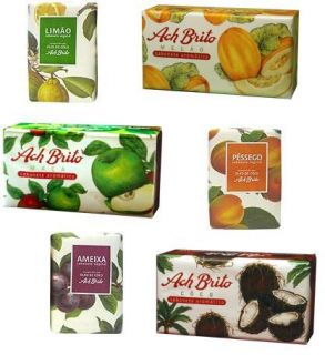 Claus Porto ACH Brito Coconut Oil Shea Butter Soap