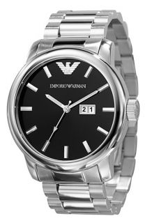 Emporio Armani Oversized Bracelet Watch