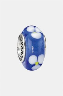 PANDORA Flowers Murano Glass Charm