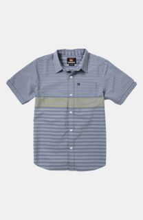 Quiksilver Moving Seats Woven Shirt (Big Boys)