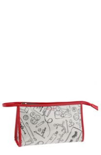kate spade new york airline cosmetics travel pouch