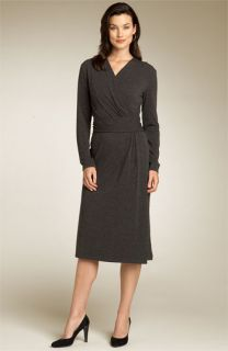 Anne Klein New York Faux Wrap Dress