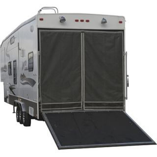 Classic Toy Hauler Screen For Fiberglass or Aluminum Toy Haulers