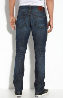 J Brand Walker Relaxed Straight Leg Jeans (Harpoon Wash)
