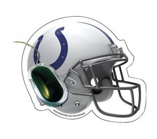 NFL Indianapolis Colts Football Helmet Mouse Pad —