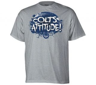 NFL Indianapolis Colts Team Attitude T Shirt —