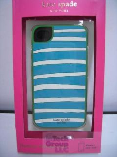Contour Design 01986 0 Kate Spade Premium Silicone Case for iPhone 4
