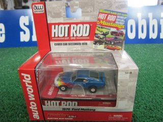 Thunder Jet Ultra G Hot Rod Series 1970 Ford Mustang Release 10