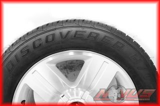 LTZ Tahoe Yukon Machined Wheels Cooper Tires Caps 22 17