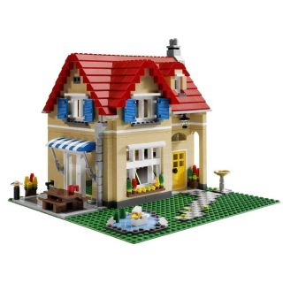 LEGO 6754 Creator Family House COMPLETE SET USED GREAT CONDITION
