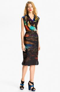 Ted Baker London Midi Sheath Dress