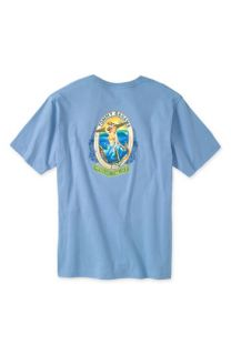 Tommy Bahama Relax Mermaid Tail Ale Crewneck T Shirt (Men)