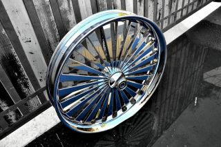 21 inch Custom Motorcycle Wheel for Yamaha V Star RoadStar Warrior