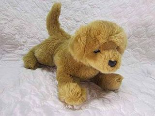 Douglas Tan Plush Stuffed Golden Lab Puppy Dog Soft Cute Animal Doggy