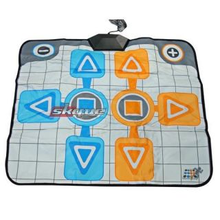 DDR Dancing Dance Revolution Pad Mat for NIN Wii Game
