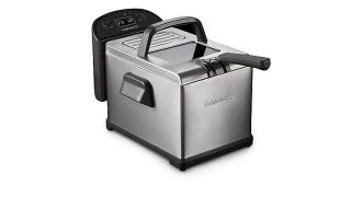 Calphalon 1 Gal XL Digital Deep Fryer with Opti Heat 1500W 1793833