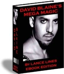DAVID BLAINE MEGA MAGIC TRICKS REVEALED CARD TRICKS LEVITATION COIN