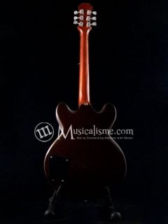 Miniature Guitars Tom Delonge Gibson ES 333 Brown Custom Signature