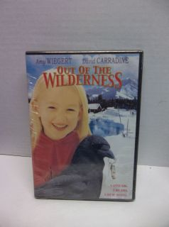 of The Wilderness Family DVD Movie David Carradine 039414581447