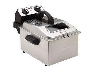 deep fryer develop your deep frying skills with the waring pro