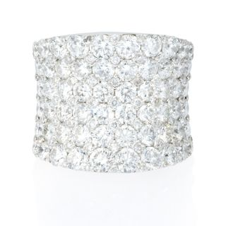 white gold diamond ring this gorgeous 18k white gold ring features 133