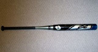 2008 DeMarini F3 DXSF3 Doublewall Slowpitch Softball Bat 34 29 1