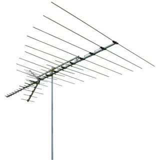 Heavy Duty Preassembled Outdoor Digital TV FM Radio & HDTV Antenna