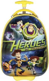 Heys Luggage Disney 18 Hard Side Carry on Toy Story Heroes in
