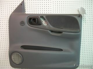 Front Door Interior Trim Panel Dodge Dakota Pickup Truck Quad Cab 2000