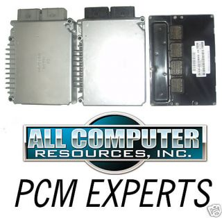 1996 1997 1998 Dodge Neon Engine Computer ECU PCM ECM