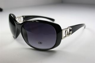 New Hot Womens DG Eyewear Fashion Sunglasses Black V3