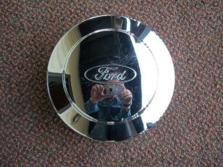 Ford F350 Super Duty 16 Dually Wheel Center Cap 1999 2004 REAR