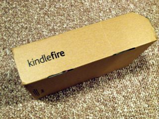 Kindle Fire Full Color 7 Multi Touch Display Wi Fi New