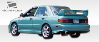 Dodge Colt Mitsubishi Mirage 4DR EVO Body Kit Duraflex