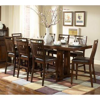 New Home Decor Dining Room Furniture Harper 9 Piece Counter Height