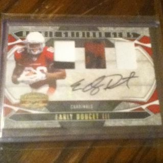 Early Doucet Gridiron Gear RC Auto 50