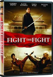 FIGHT THE FIGHT (CANADIAN RELEASE) *NEW DVD*****