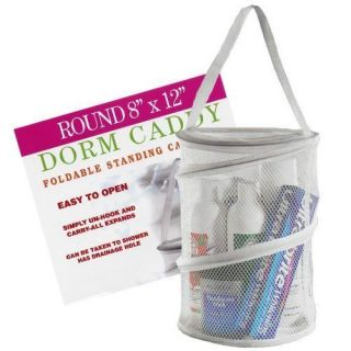 Great Room Essentials Dorm Room Caddy Shower Tote College