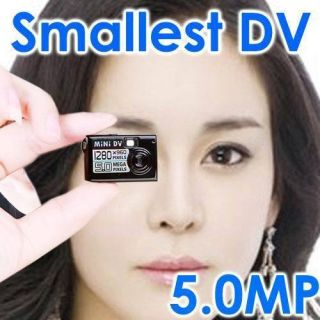 Mini DV Spy Hidden Digital Camera Recorder Camcorder Webcam DVR