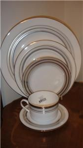 Lenox Kate Spade Downing Street 5pc Place Setting Bone China