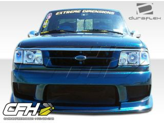 FRP Ford Ranger Drifter Front BUMPER Kit Auto Body   1 Pc 93 97 Ships