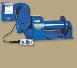 My TE AC36B Max Electric Winch Hoist Low Price
