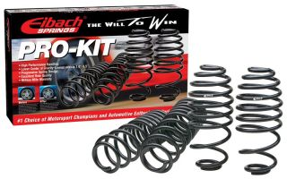 EIBACH PRO KIT SPRINGS FOR 04 09 TOYOTA CAMRY SOLARA   8273.140